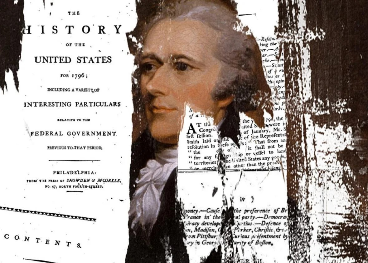 Alexander Hamilton And Thomas Jefferson Hamilton Vs