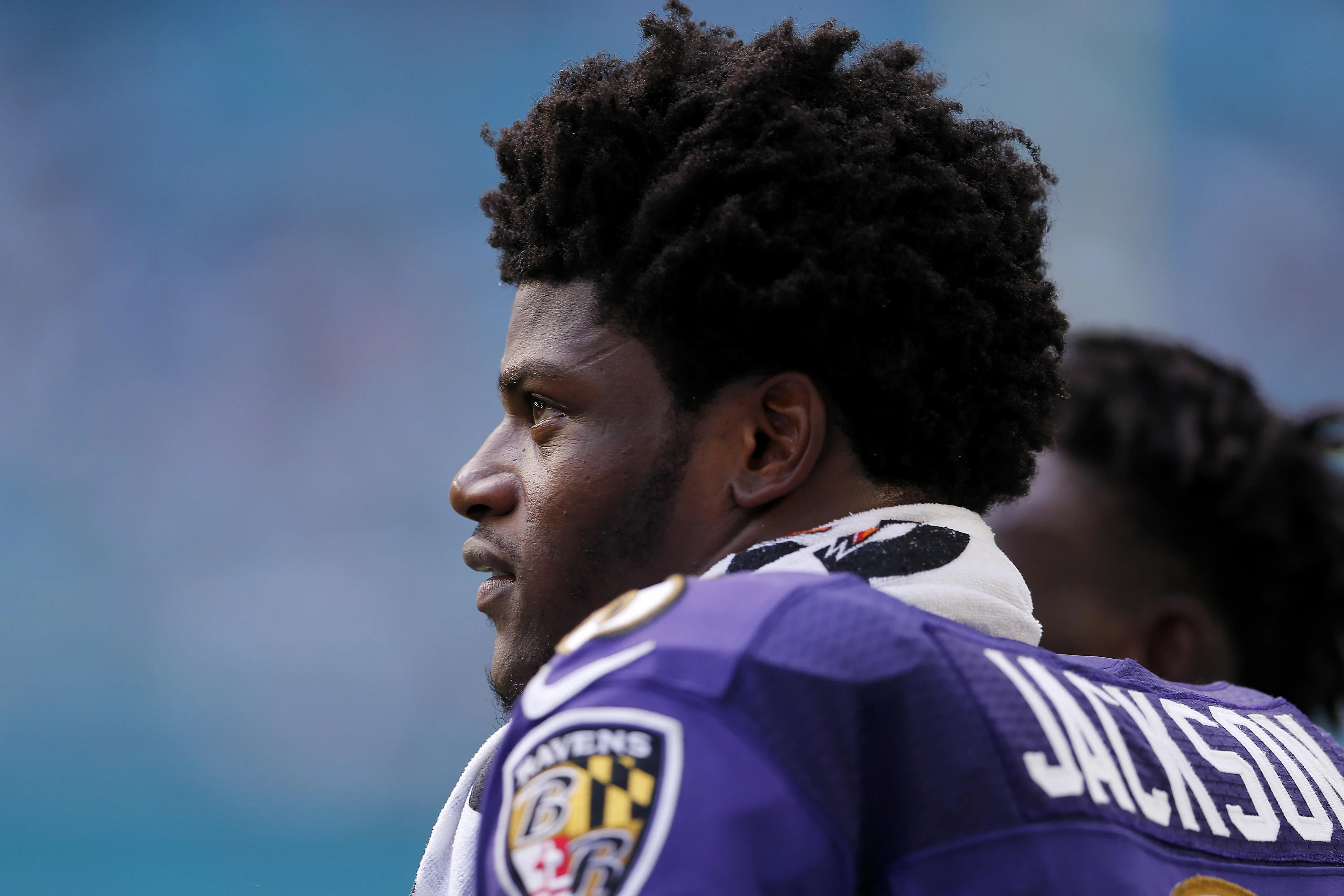 Lamar Jackson And The Ravens Destroy Miami All Aboard The