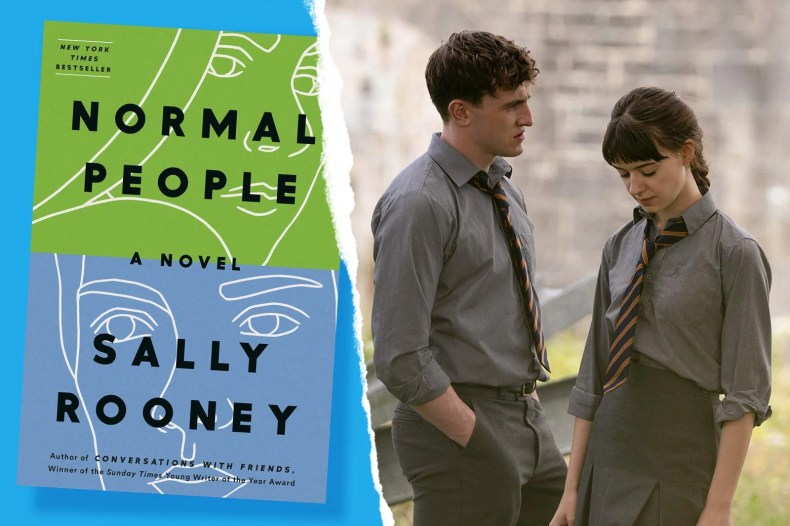 Normal People book vs. Hulu series: How the adaptation differs from Sally  Rooney's novel.