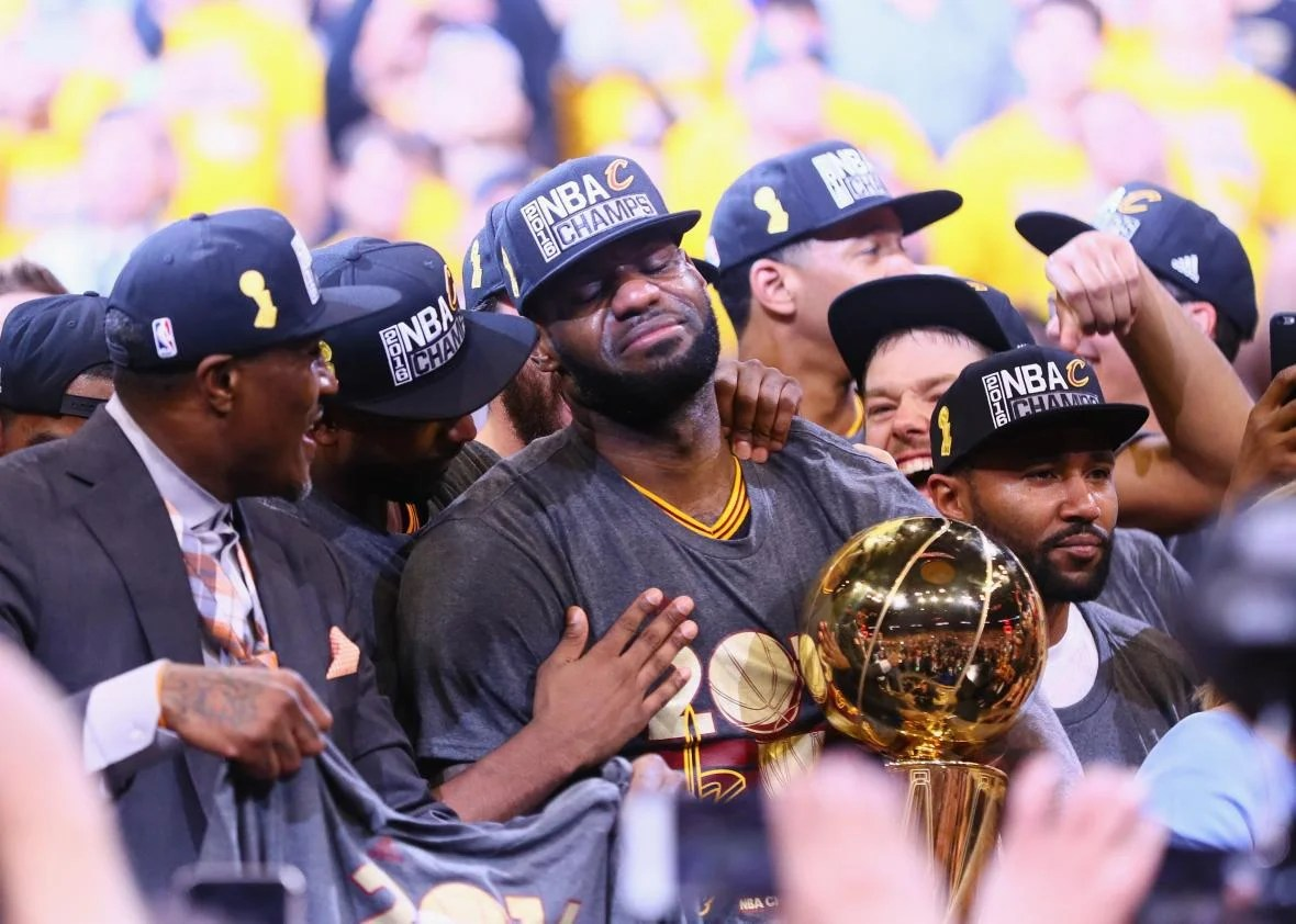 lebron james performance in