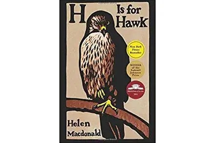 H Is for Hawk book cover.