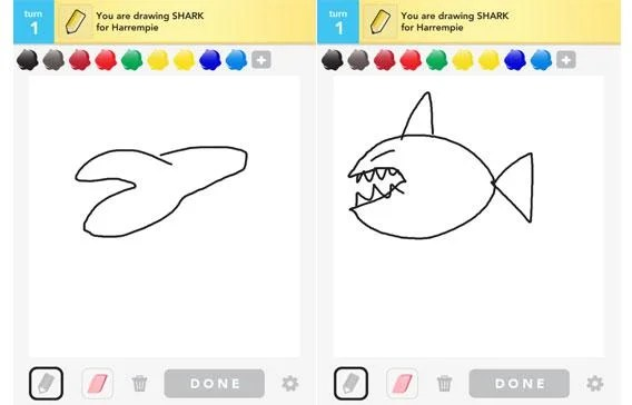 Draw Something The Amazingly Addictive Guess My Sketch Game