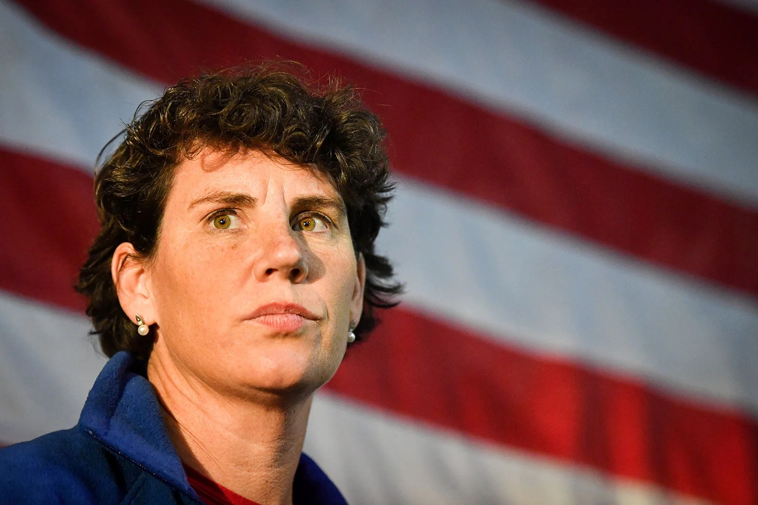 Amy Mcgrath Loses House Race To Andy Barr In Kentucky