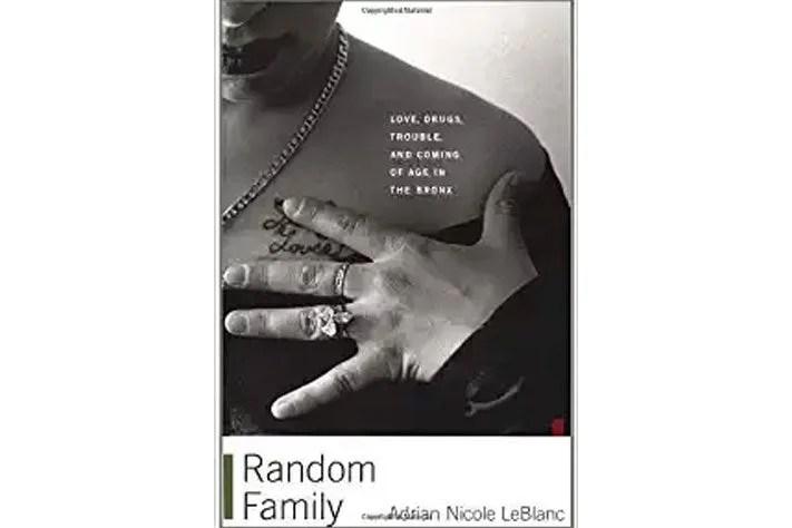 Random Family book cover.