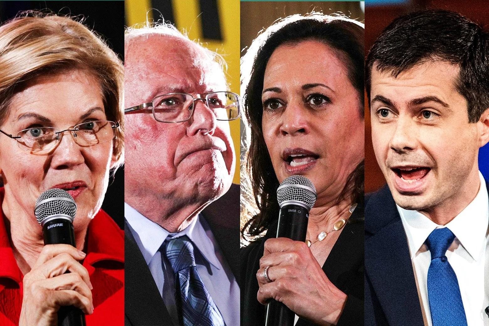 new york times democratic