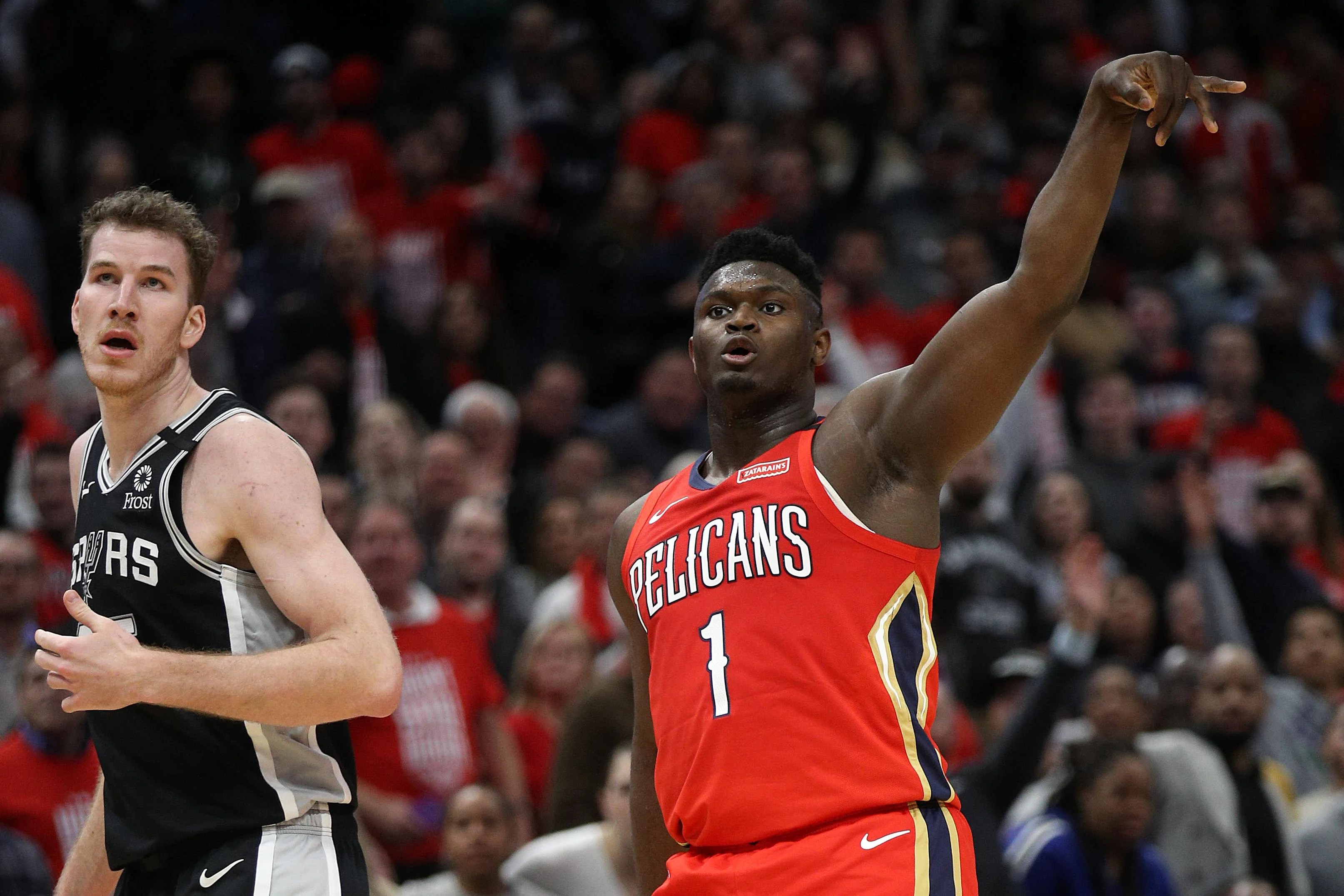 Zion Williamson S Nba Debut Was Special
