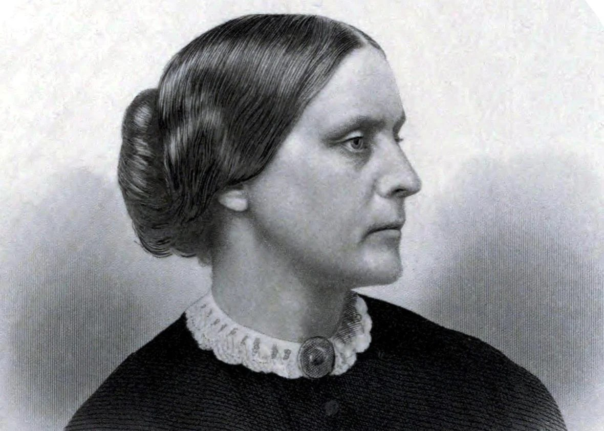 Susan B Anthony Antie How Activists Are