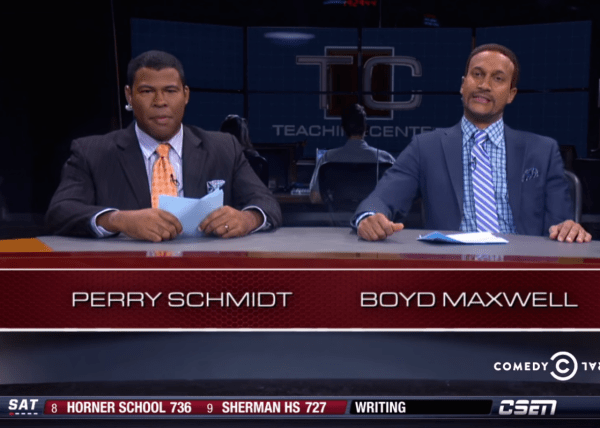 Key And Peele Sportscenter Teacher Parody Sketch