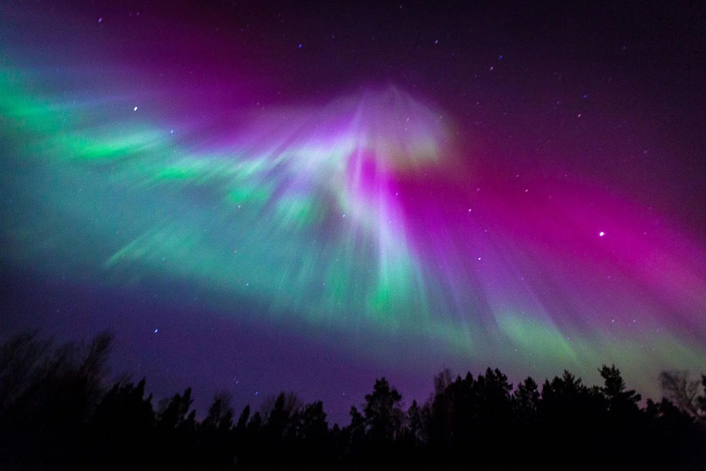 northern lights gorgeous photos