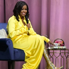 Yellow Rocking Chair Owl For Kids Michelle Obama Wears Gold-sequined Stilettos Now, After A Decade Of Dressing Defensively.