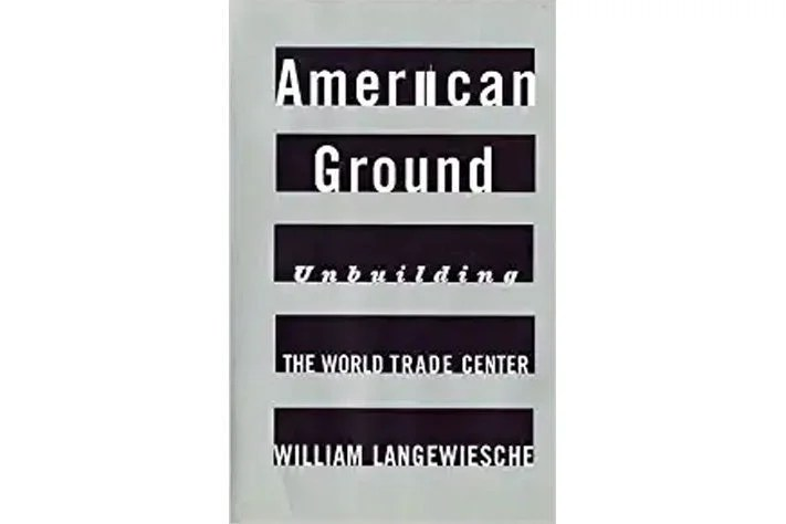 American Ground book cover.
