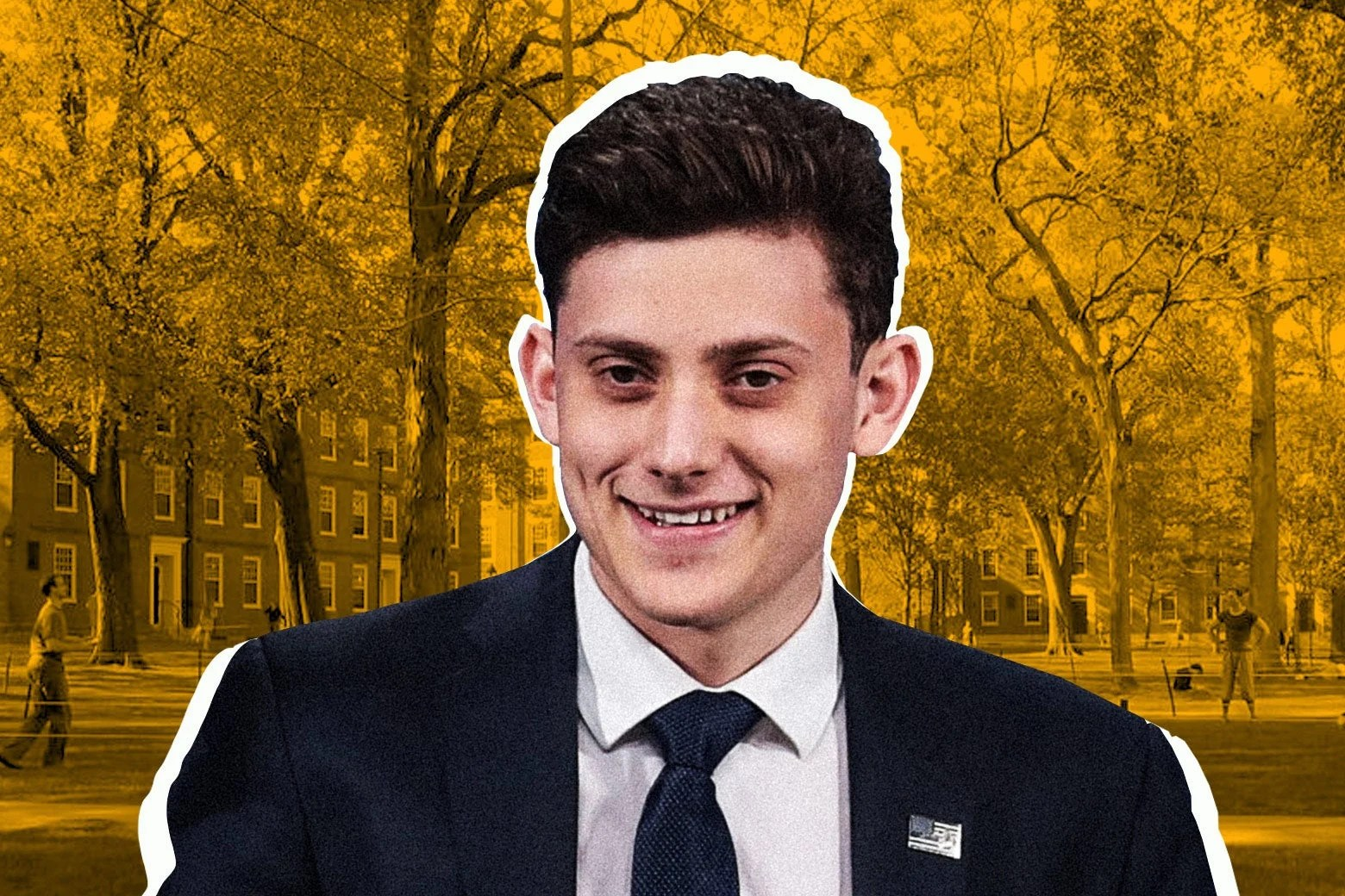 Kyle Kashuv Harvard S Young Republicans Are A Lot Less