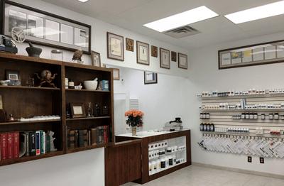 Pharmacy Lobby