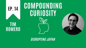 Read more about the article 14   Tim Romero, Disrupting Japan