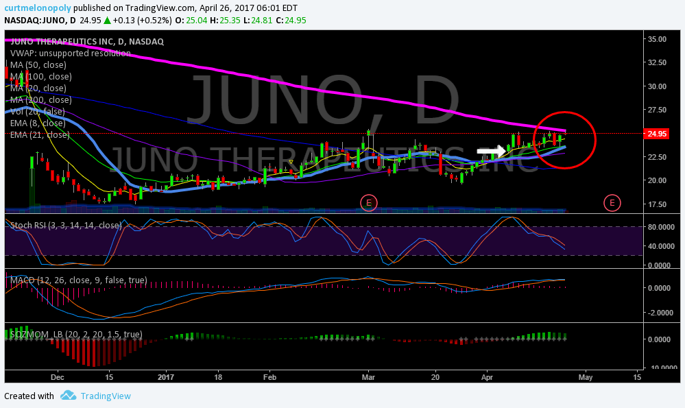 $JUNO, FreedomTraders, ,Swing, Trade
