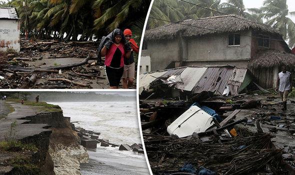 Hurricane Irma, Dominican Republic, Sosua, Cabarete