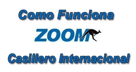 casillero internacional zoom
