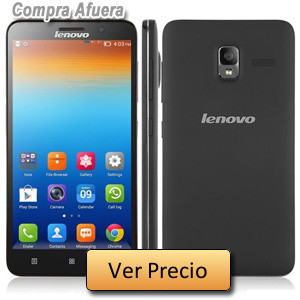 Lenovo A850 Plus en amazon