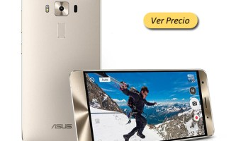 Celular Asus Zenfone 3 Deluxe 5.5 En Amazon Caracteristicas y Precio