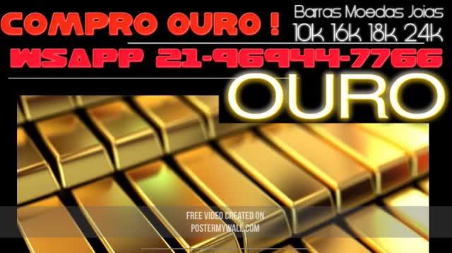 compra ouro 1 dvd.original - Compro Ouro Pago até 160,00 o Gr !