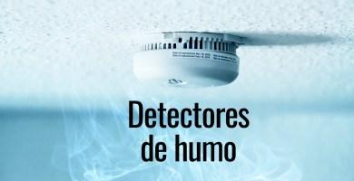 Detectores de humo Ecuador