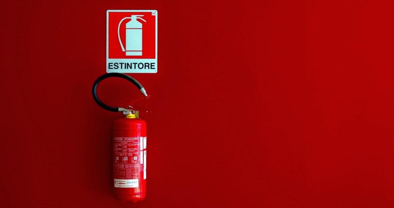 Extintores tipos y aplicaciones