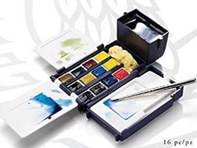 Acuarelas Profesionales Winsor and Newton