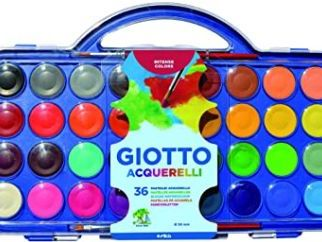 Acuarelas Amazon Niños Giotto