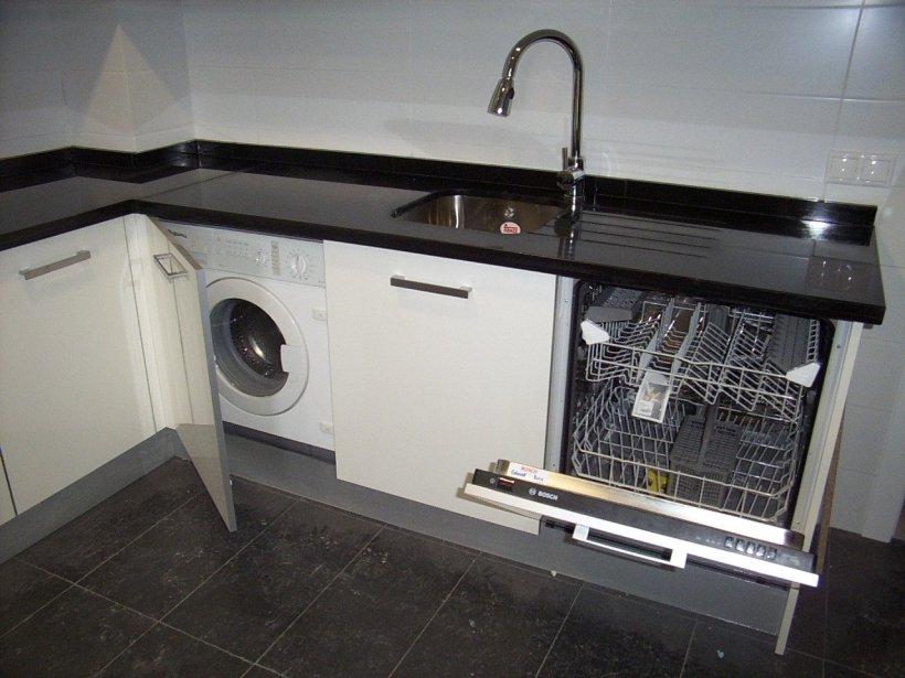 Gu a para comprar lavadoras integrables compraralia - Lavadora fondo reducido ...