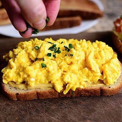 Huevos para quemar calorías