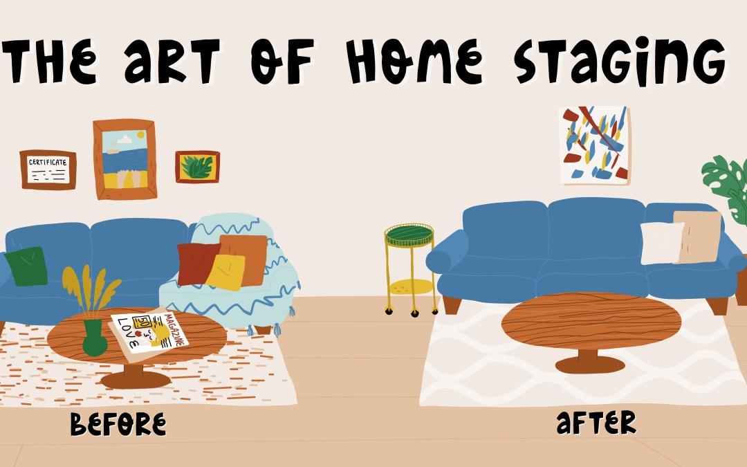 A arte do Home Staging