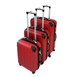 set de 3 maletas trolley todeco maletas