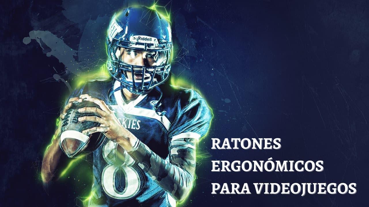 Ratón Ergonómico Videojuegos