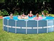 Las mejores piscinas desmontables para jardín
