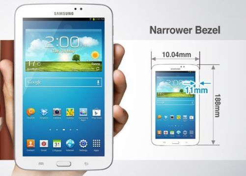 Comprar tablet Samsung Galaxy Tab 3 7.0