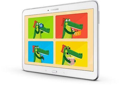 Modo niños Galaxy Tab 4 10.1