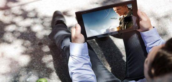 La tablet Sony Xperia Z2