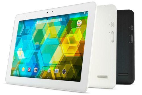 Diseño tablet BQ Edison 3