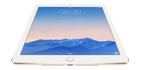 iOS ipad air 2