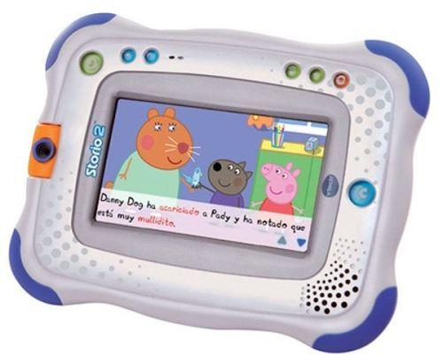 tablet para niños vtech storio 2