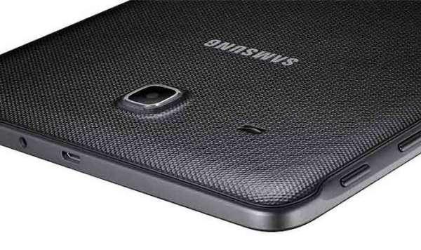 Dorso Galaxy Tab E