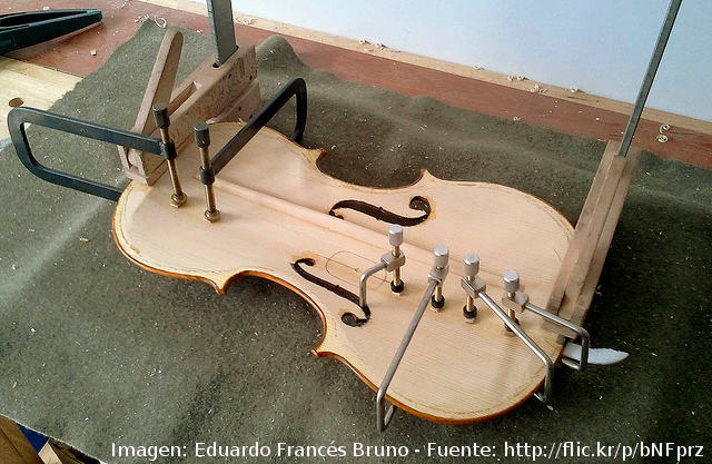 Comprar un violin antiguo