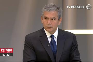 """Reynaldo Hilbck: """"Nueva autoridad debe destrabar reconstrucción"""""""