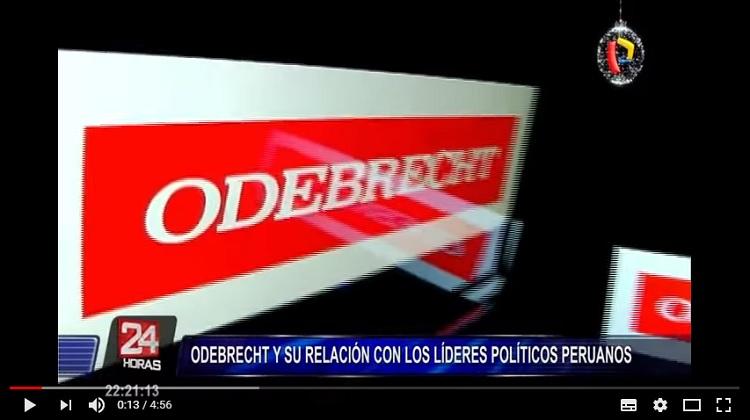 ¿Cuál es la relación entre Odebrecht y líderes políticos peruanos? (Video)