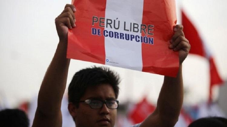 ¿En qué puesto del ránking mundial de corrupción está el Perú?