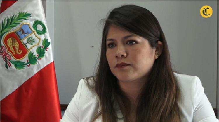 """Ex jefa del OSCE: """"En horas perdí la confianza del sector"""""""