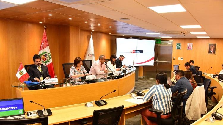 Juegos Panamericanos 2019: MTC debate para impulsar proyectos viales