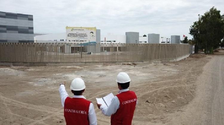 Contraloría pone en la mira obras paralizadas por más de S/ 100 millones en el hospital de Cañete