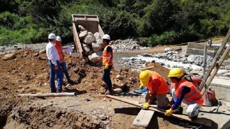 MVCS invertirá S/121 millones en obras de reconstrucción en 11 regiones