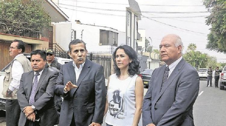 Sentencia contra Ollanta Humala y Nadine Heredia se daría en diciembre